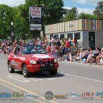 Fox Sports Marquette Car
