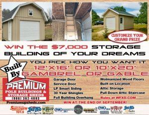 Premium Pole Building & Storage Sheds