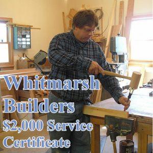 Whitmarsh Builders Inc.