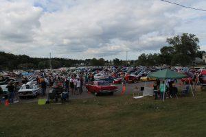 16th Annual Buzz the Gut Car Show.