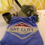 Bay Cliff had some awesome apparel up for grabs.