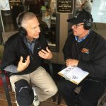 Mark Aho also joined Todd on air.