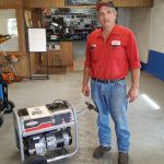 The Briggs & Stratton generator for sale now on the GLR Shopping Show!