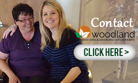 Contact Woodland Assisted Living Community