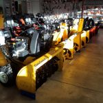 Come in and see what Mike has in the shop at Four Seasons Small Engine in Escanaba.