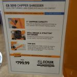 Shop for a new chipper at Four Seasons Small Engine.