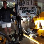 Mike from Four Seasons Small Engine in Escanaba.