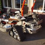 Check out this Altoz TRX 660i. What a beast!