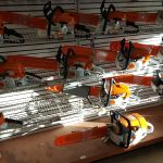 Visit Four Seasons Small Engine in Escanaba to find good deals on STIHL Chainsaws.