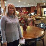 Activities Director and Kitchen Manager Susan Michalski