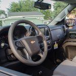 The interior for the Silverado