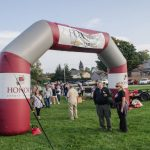 Honor Credit Union helped to sponsor the Tailgate Party.