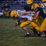 The Negaunee MIners on fire against the Iron Mountain Mountaineerrs on Sunny.FM.