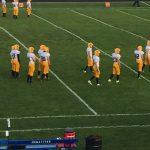 Negaunee Miners Football VS Ishpeming Hematite on Sunny.FM. 09/29/17