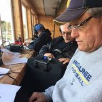 The Great Lakes Radio Crew at the Negaunee Miners VS Ishpeming Hematites 09/29/17 on Sunny.FM.
