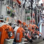 Primarily a John Deere Dealer, Northland also sells Stihl!