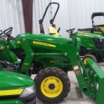 Northland has special deals on tractors including ones already fitted to do your winter snow clearing.