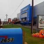 Frei Chevy Marquette MI No Tricks Just Treats Sale October 27 2017 – 06
