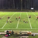 The Negaunee Miners fall to the Westwood Patriots 30-14 during Football Night in Negaunee on October 20th, 2017