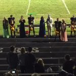Negaunee Miners Homecoming court 10/06/17 on Sunny.FM.