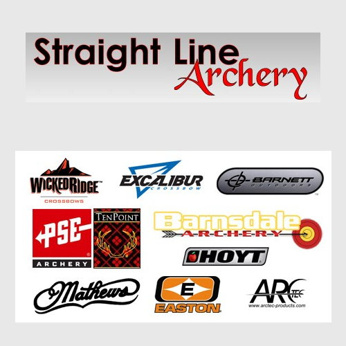 Get to the store and prepare for your next hunting trip or competition!