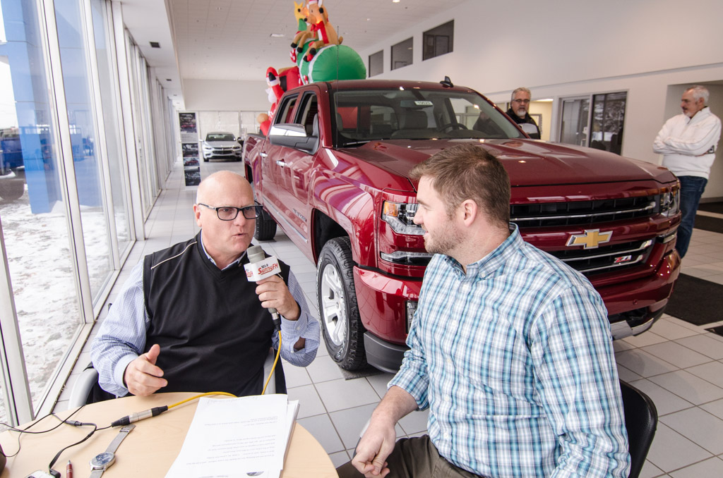 Get a Chevy Silverado from Frei Chevrolet