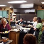 Thanksgiving at Freighter View Assisted Living.