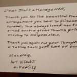 This great letter shows how much Freighter View cares about their clients.