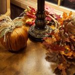 Nice harvest decorations for Thanksgiving.