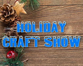 Attend the Holiday Craft Show at the Ishpeming Armory.