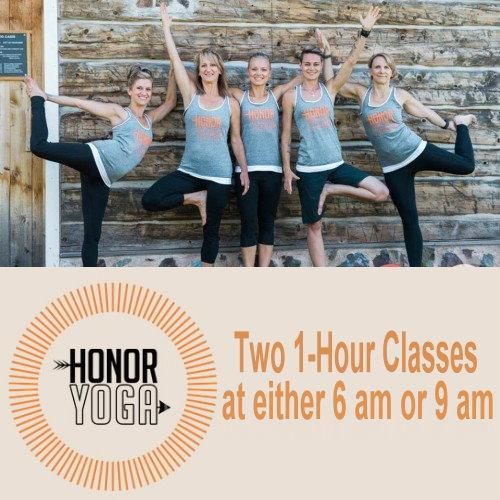 Learn how to Honor Your Soul at Honor Yoga.