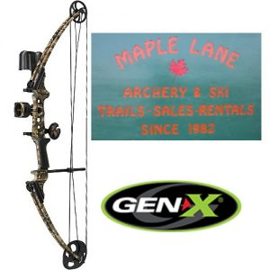 You're saving $125 when you buy this bow of UPBargains.com from Maple Lane Sports!