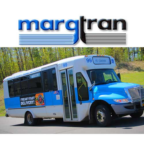 Need a ride? Use MarqTran!