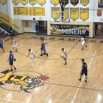 Negaunee Miners Boys basketball playing against the Calumet Copper Kings on Sunny.FM