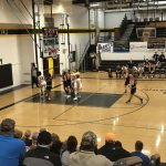 Negaunee Miners Boys Basketball VS Gwinn ModelTowners.