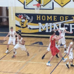 The Minors Boys Basketball Team Plays the Marquette Redmen in Negaunee, Michigan on Sunny.fm