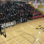 Listen as Two of the U.P.'s High School Basketball Teams, the Minors and the Redmen, face off on Sunny.fm
