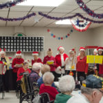 We participate in the Christmas is for Veterans each year. Join us for the next one!