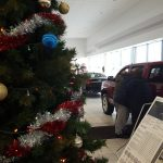 Frei Chevy is geared up for the Christmas season