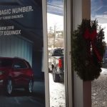Come to Frei Chevy and pick up an Equinox