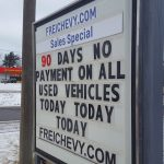 Great deals at Frei Chevrolet