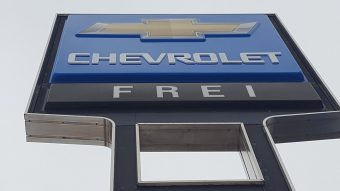 The always friendly staff at Frei Chevrolet