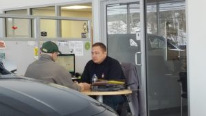 The friendly staff at Frei Chevrolet will answer any questions you may have