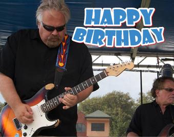 Happy Birthday to Walt Lindala!