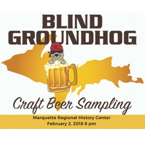 Enjoy great beer and food at the Blind Groundhog Craft Beer Sampling event!