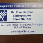 Get your free consultation with Dr. Dan Dunbar at Marquette Chiropractors Office.