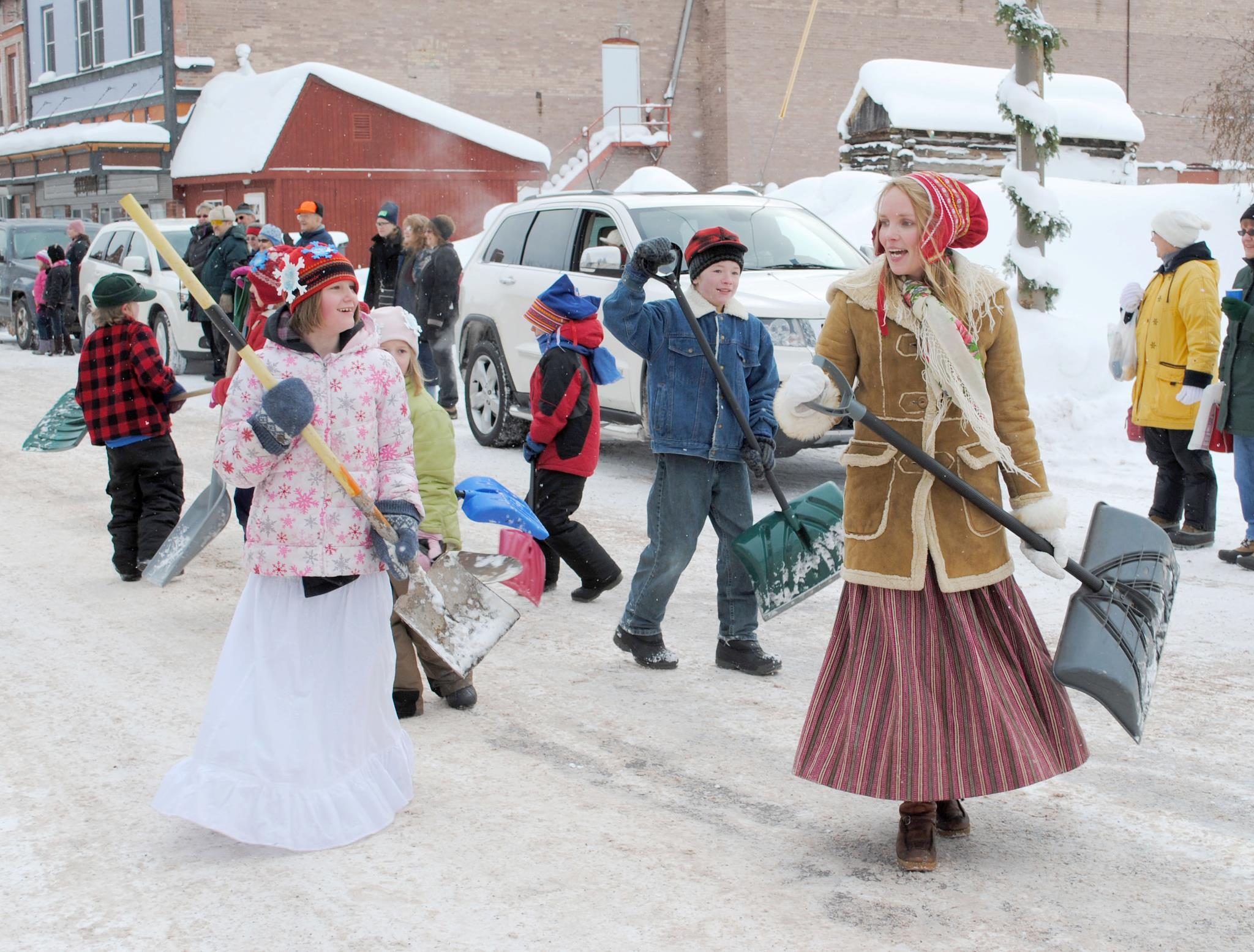 Heikinpäivä 2018 - Finnish-American Winter Festival in Hancock, Michigan
