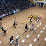 Negaunee_Miners_Girls_Basketball_VS_Gladstone_Braves_Miner inbounding