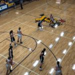 Negaunee_Miners_Girls_Basketball_VS_Sault_Ste_Marie_Natalie Bartle has the ball