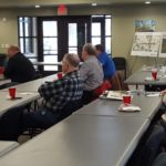 There was a good turn out for Thursday's lunch meeting!